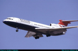 Hawker-Siddeley Trident
